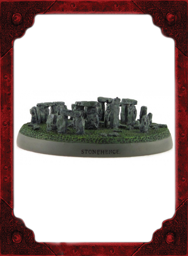 NC0037 Stonehenge Model Large