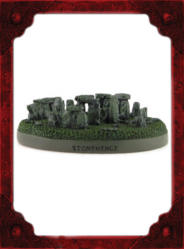 NC0038 Stonehenge Model Medium