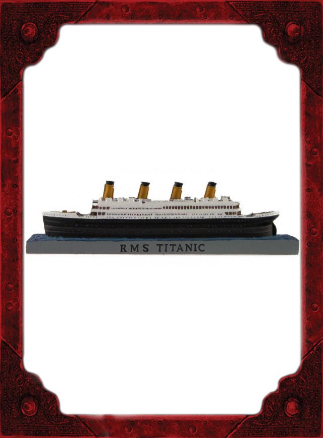 NC0083 Titanic Model