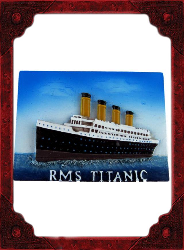 NC0084 Titanic Magnet
