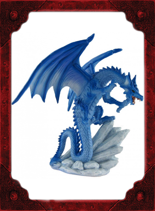 RD0001 Ice Dragon Large