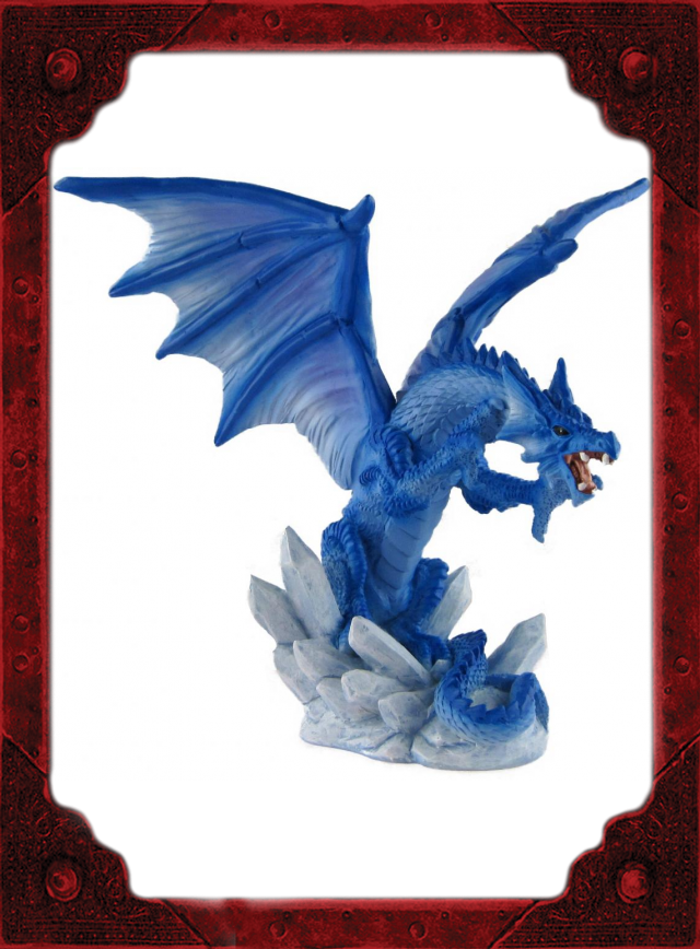 RD0002 Ice Dragon Medium A