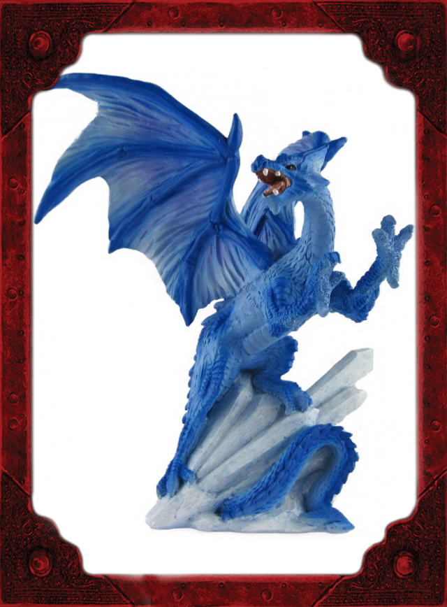 RD0003 Ice Dragon Medium B
