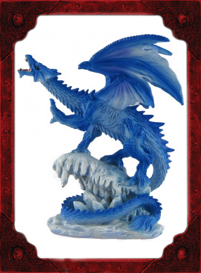 RD0004 Ice Dragon Small A