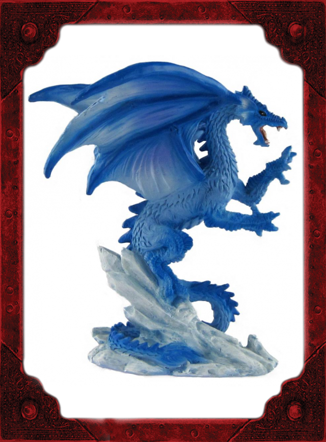 RD0005 Ice Dragon Small B