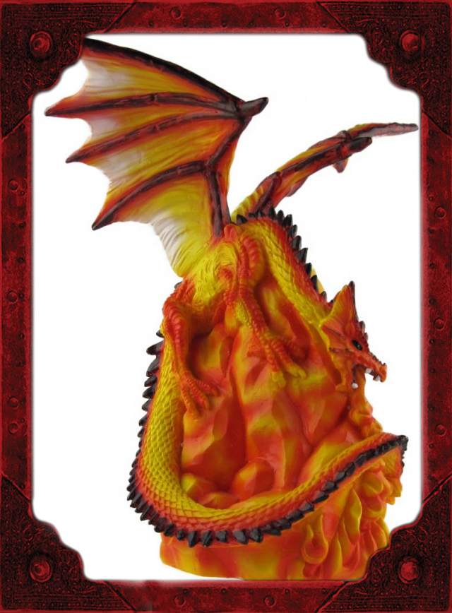 RD0006 Fire Dragon Large