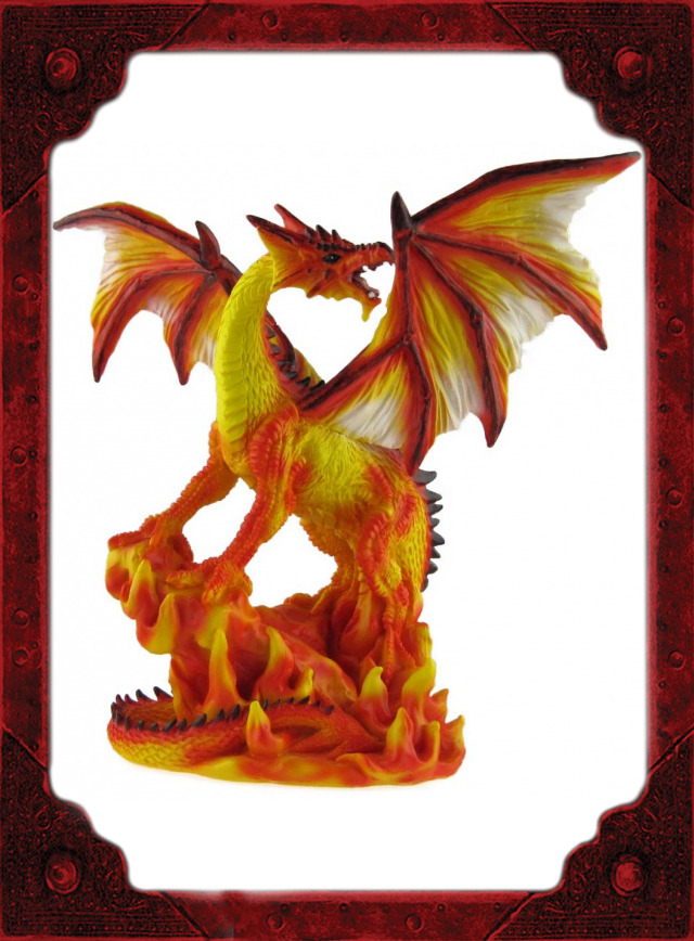 RD0008 Fire Dragon Medium B