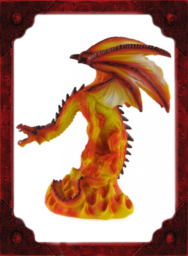 RD0009 Fire Dragon Small A