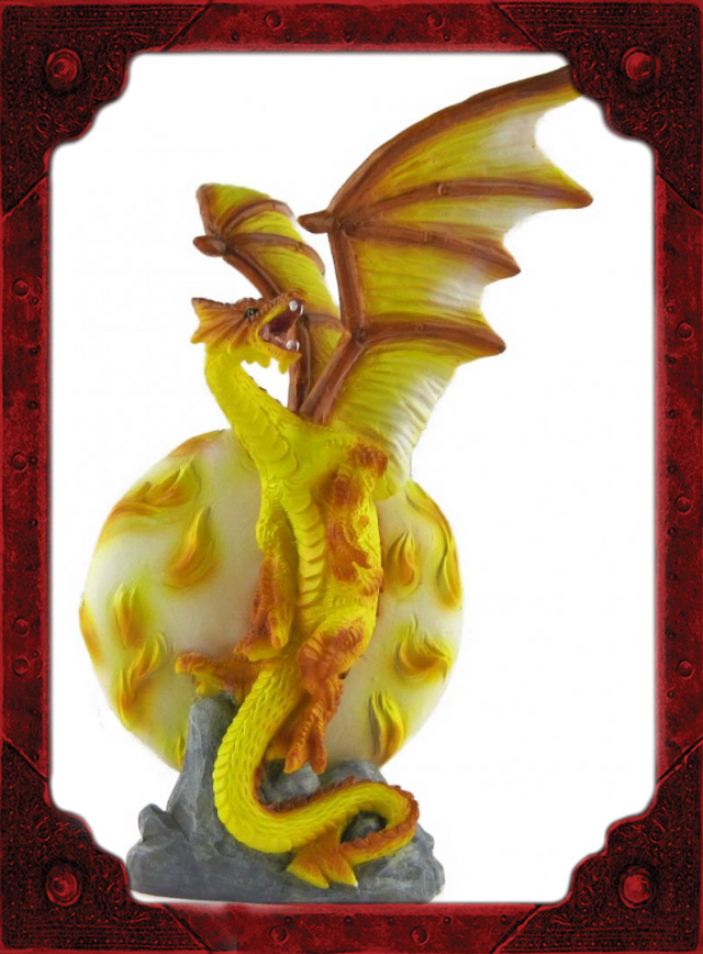 RD0013 Sun Dragon Medium B