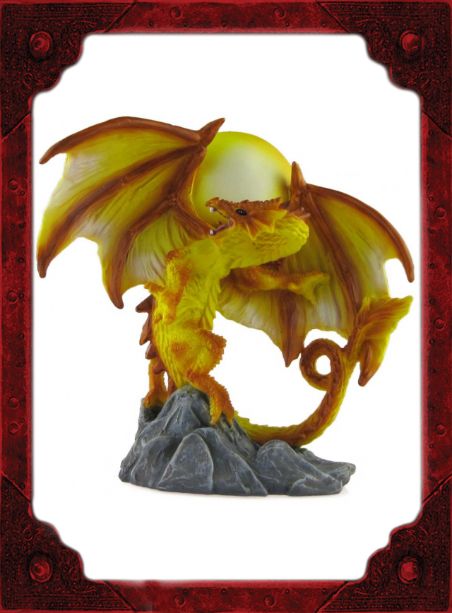 RD0015 Sun Dragon Small B