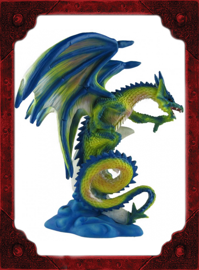 RD0016 Moon Dragon Large
