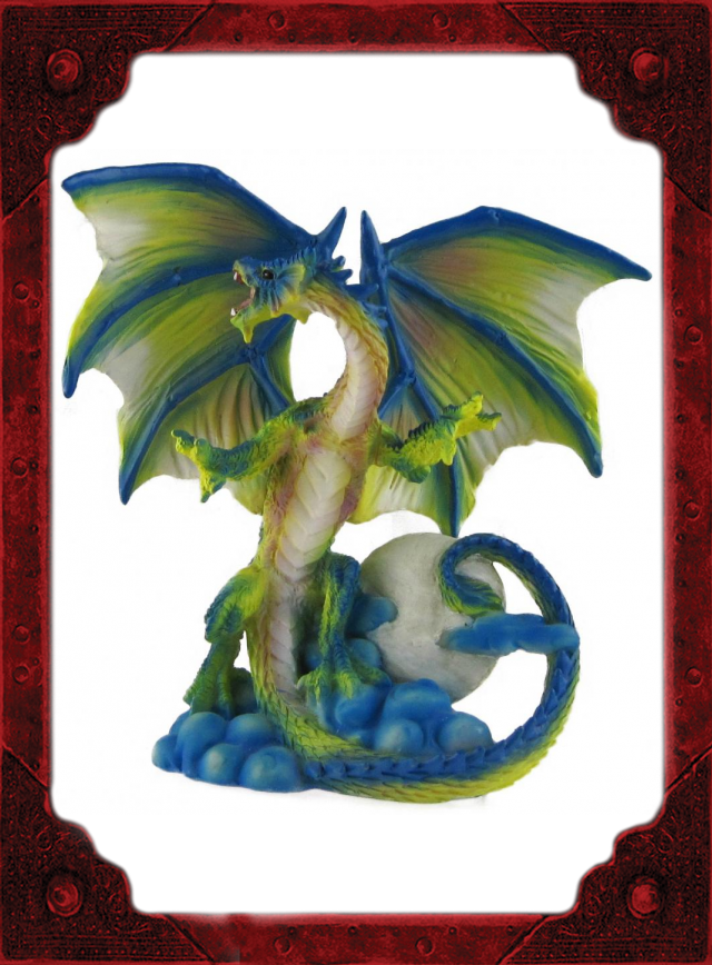 RD0019 Moon Dragon Small A