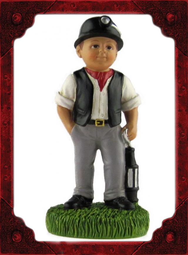 WC0001 Miner Boy Model